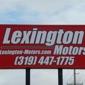 Lexington Motors - Marion, IA