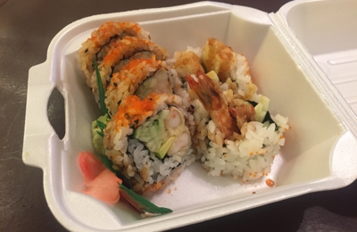 Red Samurai Hibachi Express - Madison, MS. Tempura Shrimp Roll