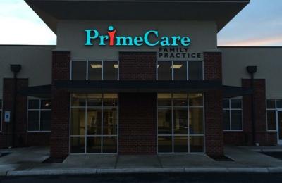 Prime Care Family Practice - Prince George, VA