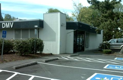 Department of Motor Vehicles - Portland, OR