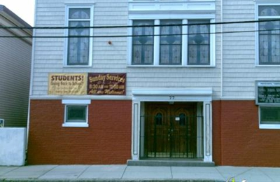 Pentecostal Tabernacle Office - Cambridge, MA