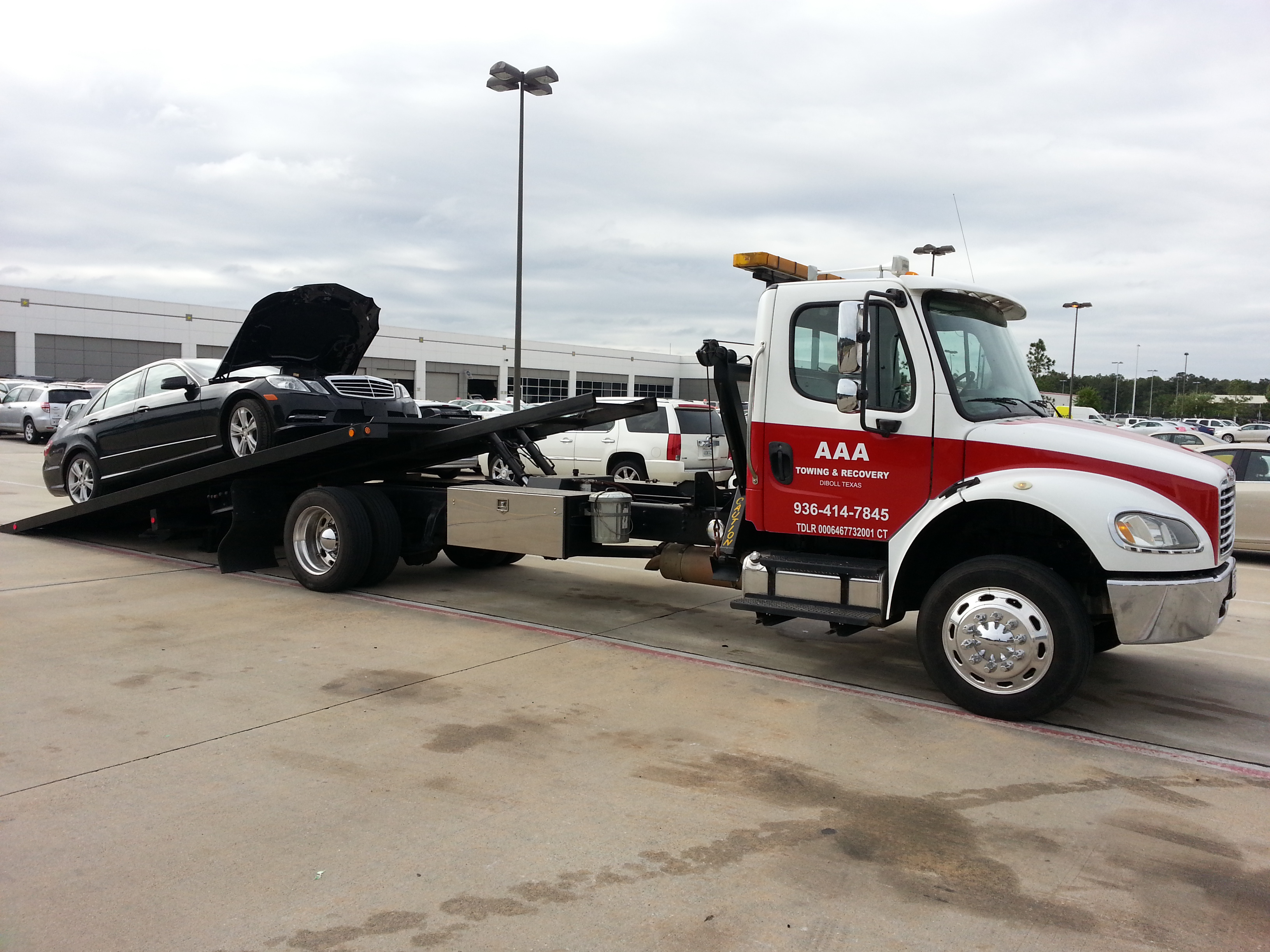 AAA TOWING AND RECOVERY 909 Heritage Trail, Diboll, TX 75941 - YP.com