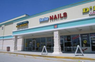 Five Star Nail Salon Orlando, FL 32837 - YP.com