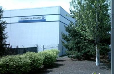 ThyssenKrupp Elevator 14626 NE Airport Way, Portland, OR