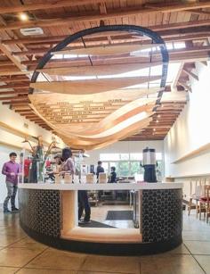 Dinosaur Coffee - a modern coffee house