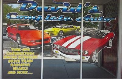 David's Complete Auto Repair - Las Vegas, NV
