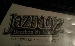 Jazmoz Bourbon St Cafe