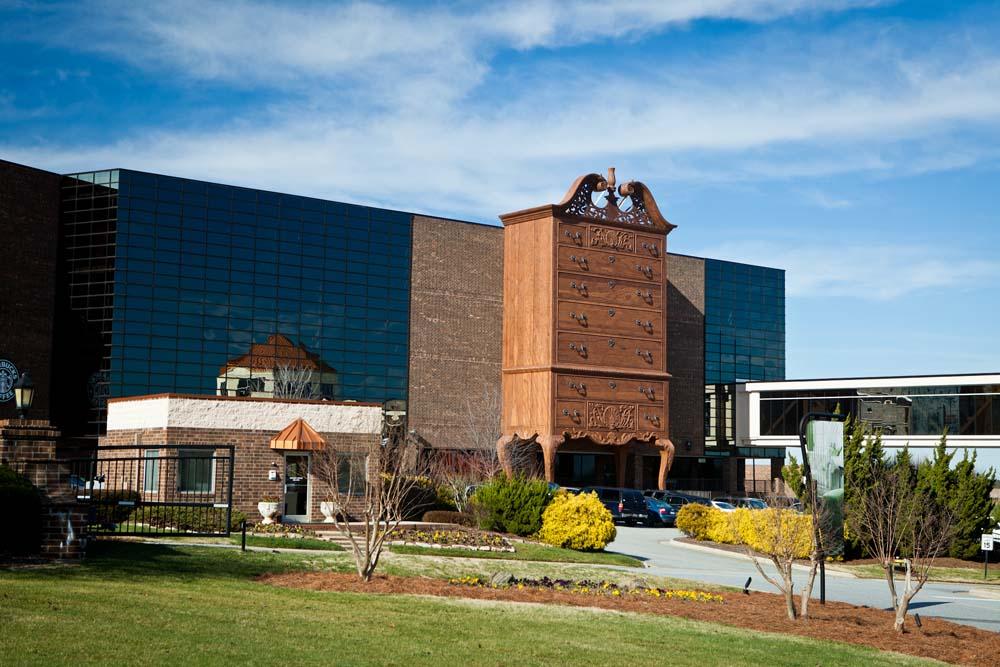 Furnitureland South Inc 8 Riverdale Dr, Jamestown, NC 8