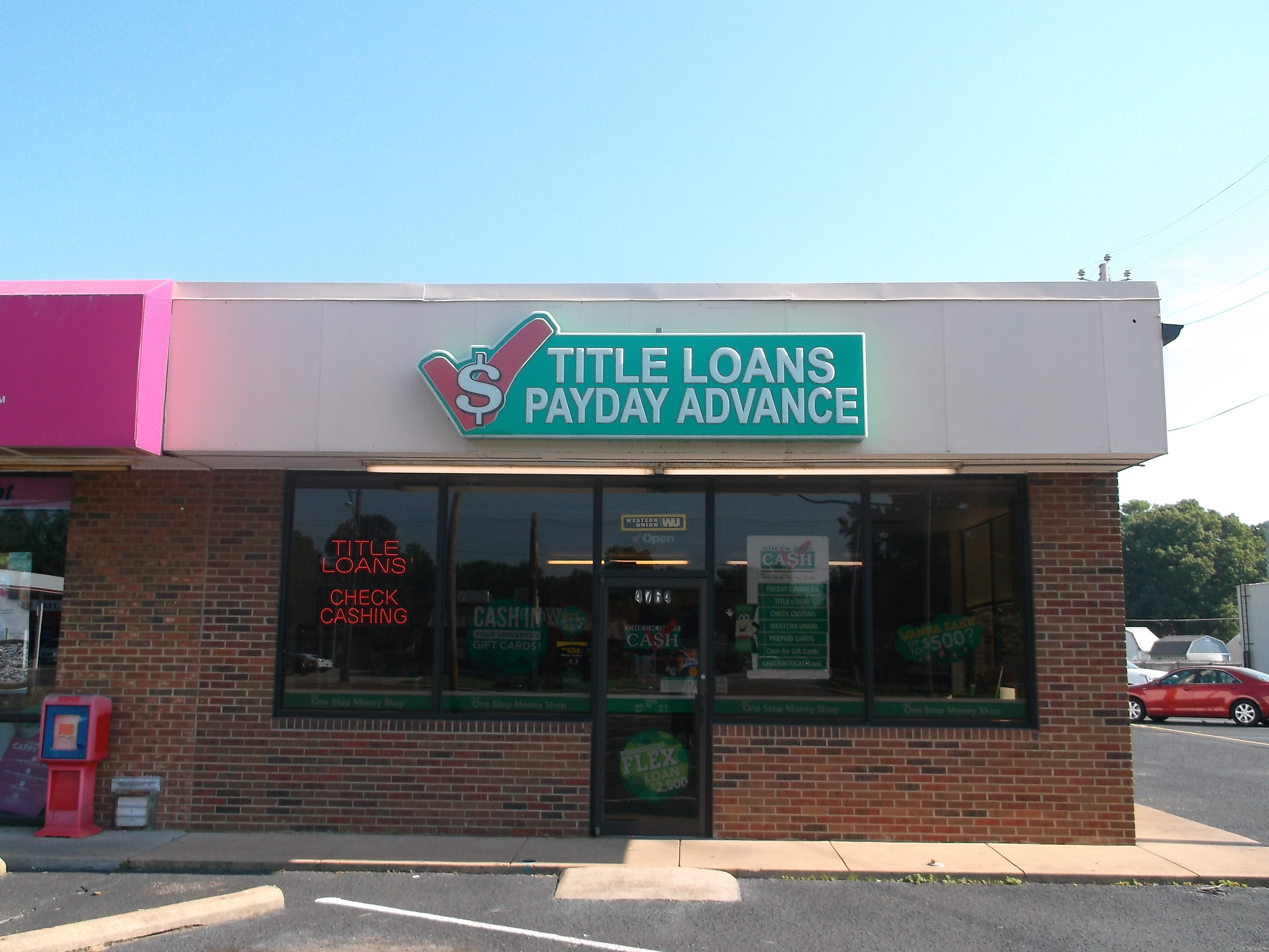 Will payday loans affect my credit picture 2