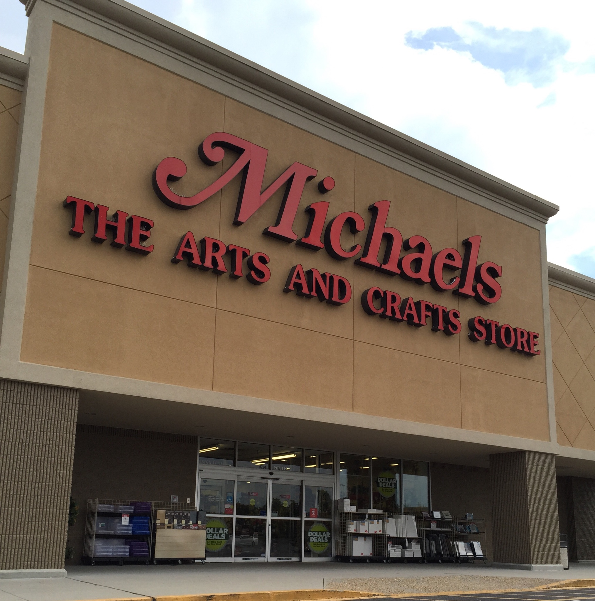 Michaels The Arts Crafts Store 4794 Jimmy Lee Smith Pkwy Ste 112