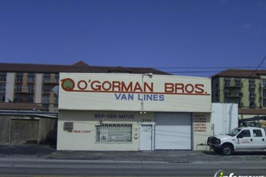O'gorman Brothers Van Lines Inc