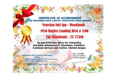 Venetian Nail Spa - Spring, TX