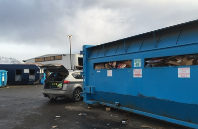 WestRock Anchorage Recycling Center - Anchorage, AK