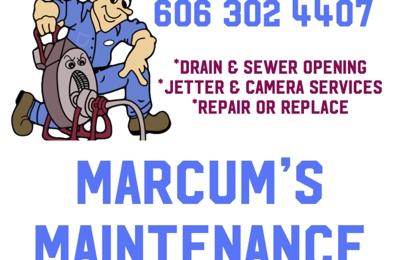 Marcums Maintenance Drain Opening 1315 Exeter Ave Middlesboro
