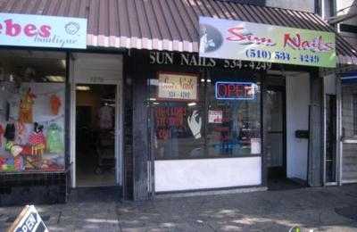 Sun Nails - Oakland, CA