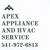 Apex Appliance Repair and HVAC Services