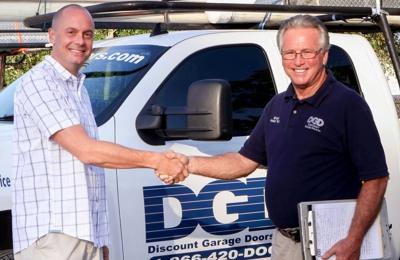Discount Garage Doors, Inc.   Tampa, FL