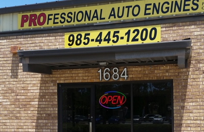 Professional Auto Engine Inc - Slidell, LA