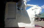 Scale Version of Crazy Horse Monument