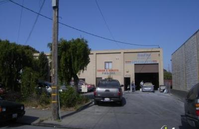 Auto Plus Body Shop & Paint - San Bruno, CA