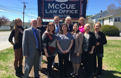 McCue Law Office - Hampden, ME. McCue Team 2019!
