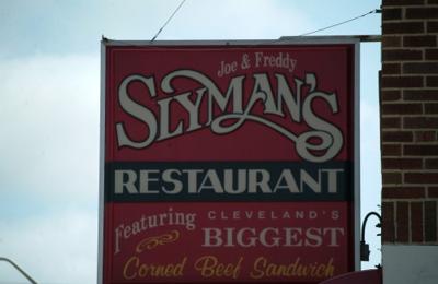 Slyman's Restaurant - Cleveland, OH