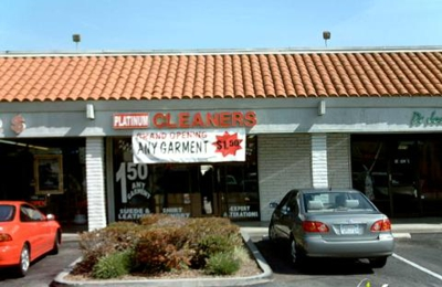 Platinum Cleaners - Fullerton, CA