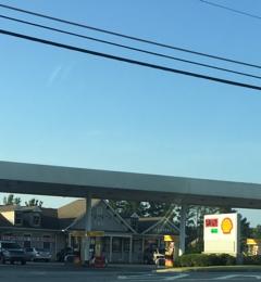Shell - Acworth, GA. Street view