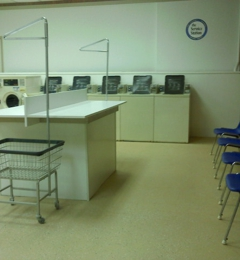 The Service Station Laundromat - Thompsonville, IL