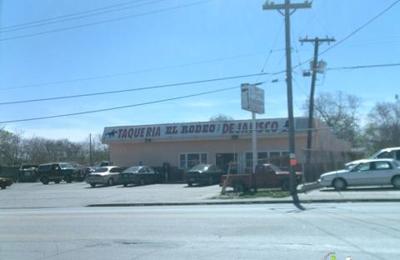 Taqueria El Rodeo De Jalisco - San Antonio, TX