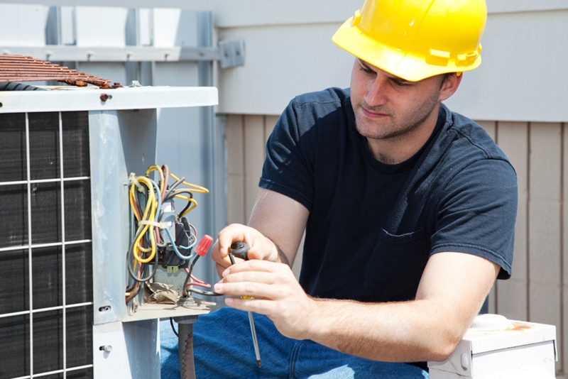 An HVAC professional will offer experience and a high level of service.