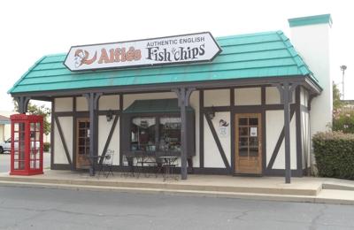 Alfie S Fish Chips 610 N H St Lompoc Ca 93436 Yp Com