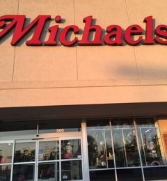 Michaels - The Arts & Crafts Store - Acworth, GA. Entrance