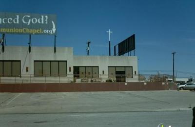 Communion Chapel - San Antonio, TX