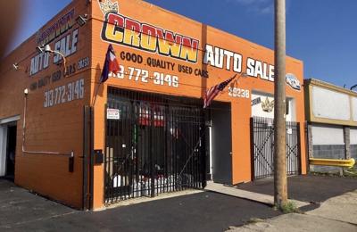 CROWN AUTO SALE LLC 20238 joy Rd, Detroit, MI 48228 - YP com