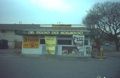 El Taco De Jalisco - San Antonio, TX