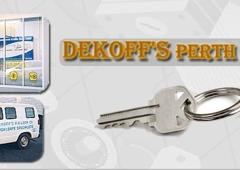 Dekoff's Perth Amboy Lock Co - Perth Amboy, NJ
