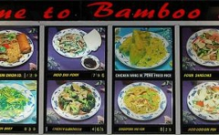 Bamboo Wok