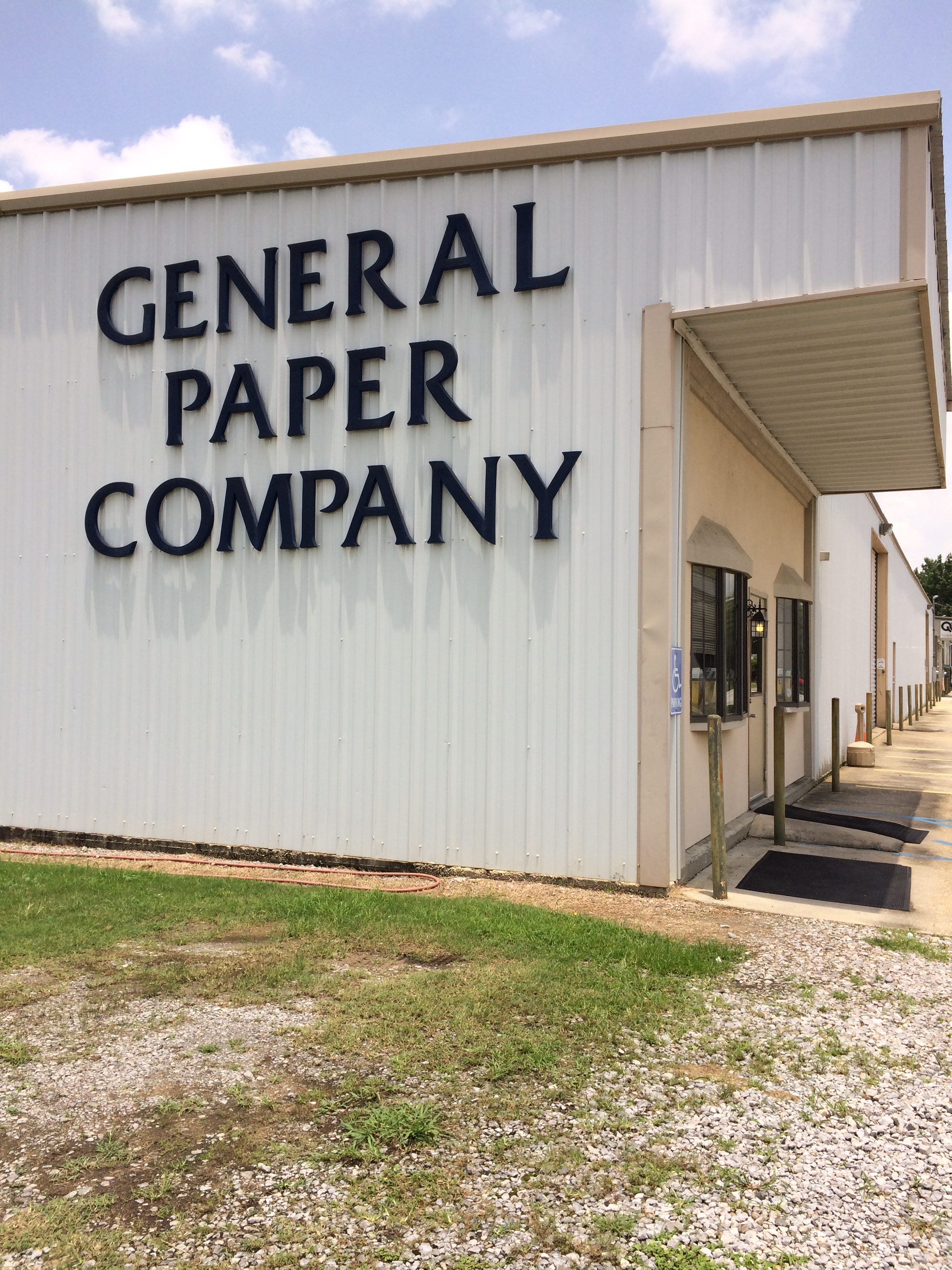 General Paper Company 11091 Airline Hwy Baton Rouge La
