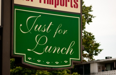Just For Lunch - Memphis, TN