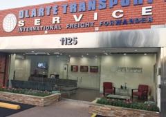 Olarte Transport Svc - Los Angeles, CA