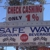 Safeway Discount Beverage