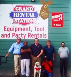Grand Rental Station - New Orleans, LA