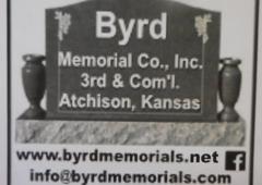 Byrd Memorial Co Inc - Atchison, KS