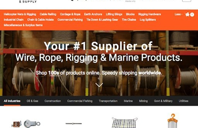 Arctic Wire Rope & Supply Inc - Anchorage, AK