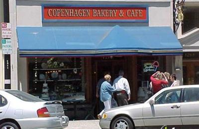 Copenhagen Bakery & Cafe - Burlingame, CA
