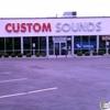 Custom Sounds