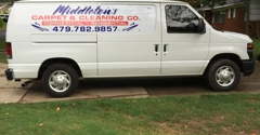 Middleton Carpet Cleaning - Fort Smith, AR