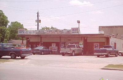Dixie Drive-In Groceries - Houston, TX