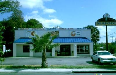 J Anthony's Sea Food Cafe - San Antonio, TX